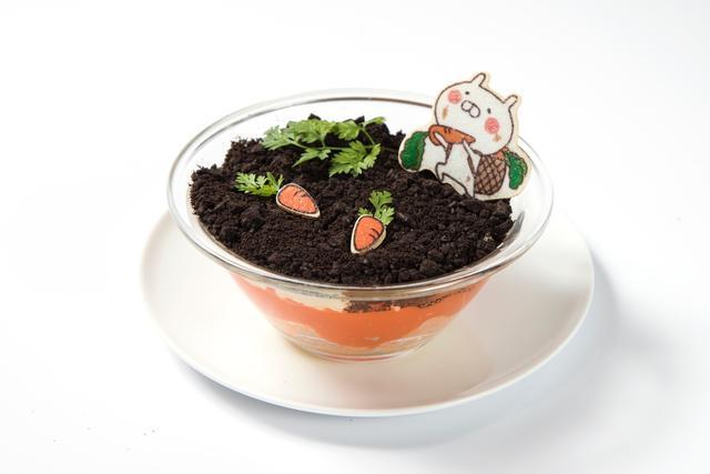 画像: 収穫の喜びチーズケーキ 1,080円