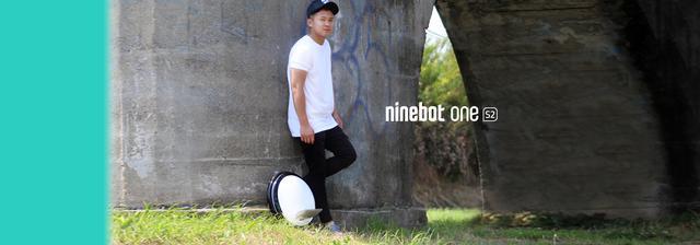 画像: ninebot one S2(ナインボットワンエスツー) - 日本総代理 株式会社オオトモ