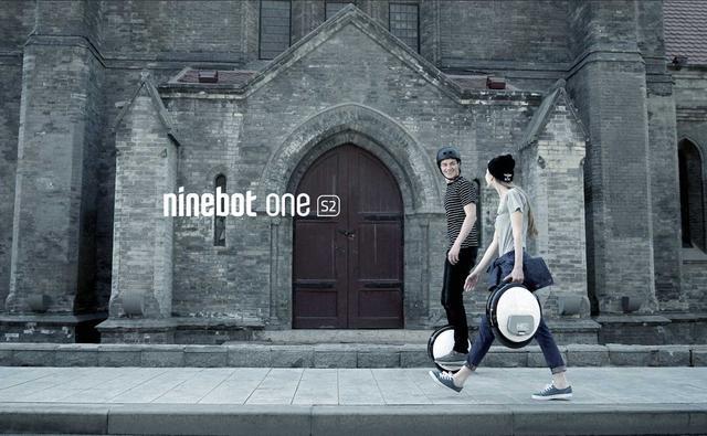 画像: 進化した電動一輪車『Ninebot One S2』発売決定!