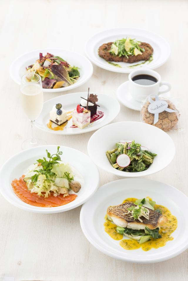 画像2: ニューヨーク発祥の人気レストラン「サラベス」品川店2周年記念ディナーコース!