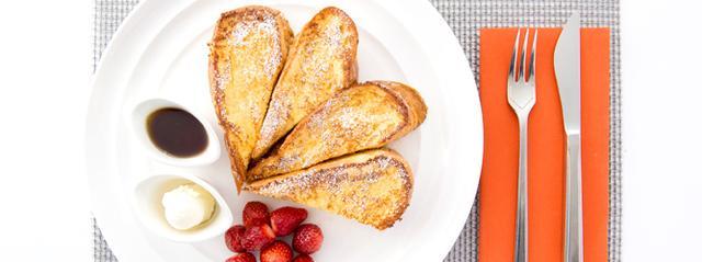 画像: Sarabeth's「ニューヨークの朝食の女王」- サラベス