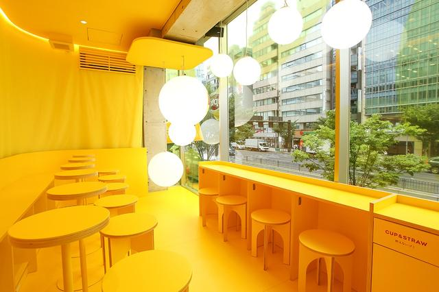 """画像2: 7月7日(木)表参道に、リプトン""""Fruits in Tea"""" を楽しめる期間限定カフェがオープン!"""