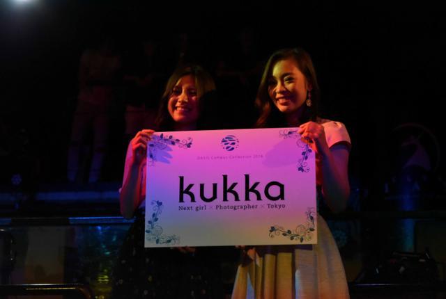 画像: こちらはNo.50 矢野映海さん(左)、No.41 新立アンナさん(右)が受賞しました! 受賞した2名は「kukka」に掲載される権利が贈られます。