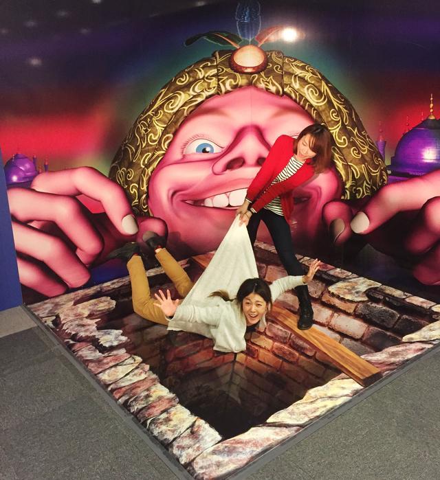 画像4: 『スーパートリック3Dアート展』さいたまスーパーアリーナ TOIROにて開催決定
