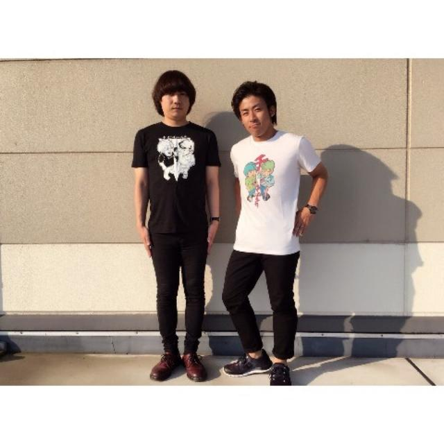 画像1: 【チーモンチョーチュウ×陽子】ヴィレヴァン通販限定スペシャルコラボTシャツ