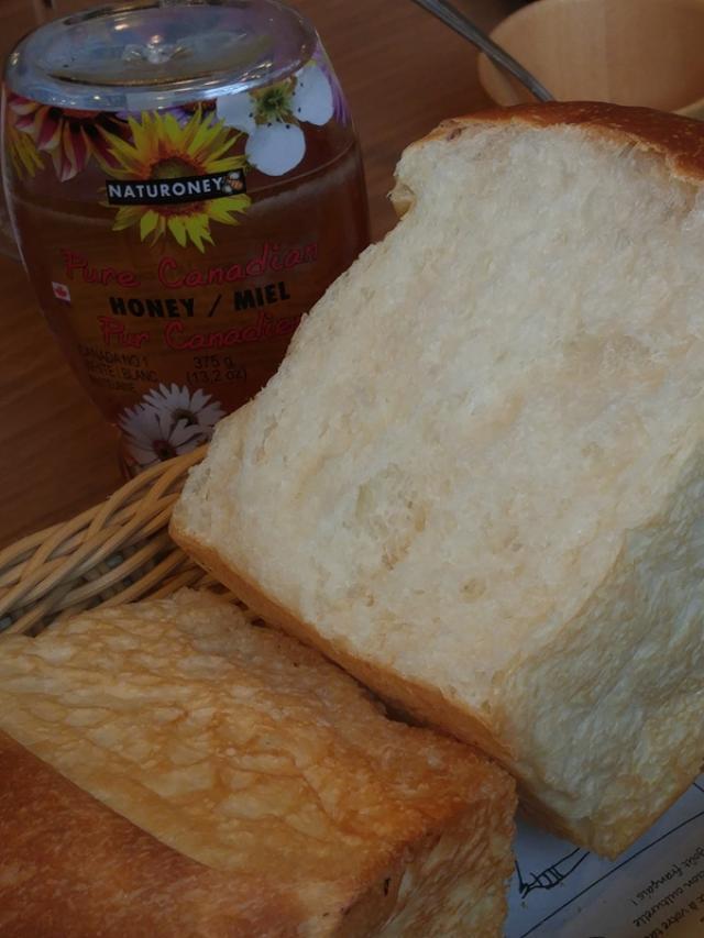 画像: 「自家製イギリスパン1斤」