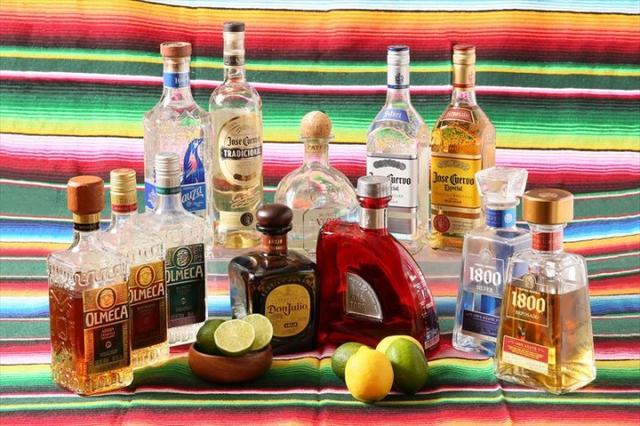 画像1: 本格メキシコ料理と300種類以上の「テキーラ」が味わえる『テキーラ&メキシカン バハマール』