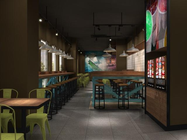 画像2: メキシカン・ファストフード「TACO BELL」がアクアシティお台場にオープン!