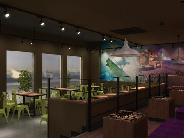 画像1: メキシカン・ファストフード「TACO BELL」がアクアシティお台場にオープン!