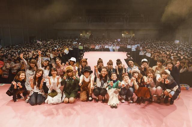 画像: 毎年1200人の女子が大熱狂!日本最大級青文字系カルチャーイベント『mer fes.2016』開催決定!