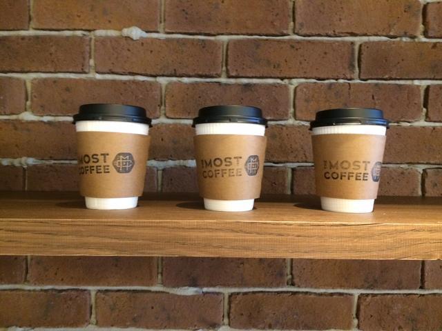 画像1: 老舗「ホシヤマ珈琲」の新ブランド「THE MOST COFFEE」が仙台パルコ2にオープン!