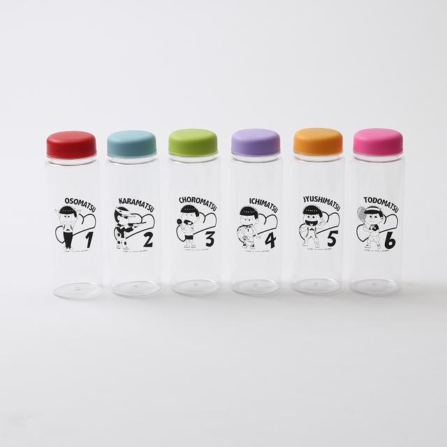 画像: クリアボトル(6種)