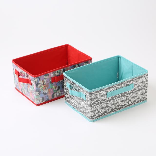 画像: 収納ボックス(2種)