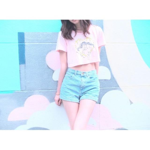 画像3: スタイルアップも叶えてくれる女の子度100%のTシャツ