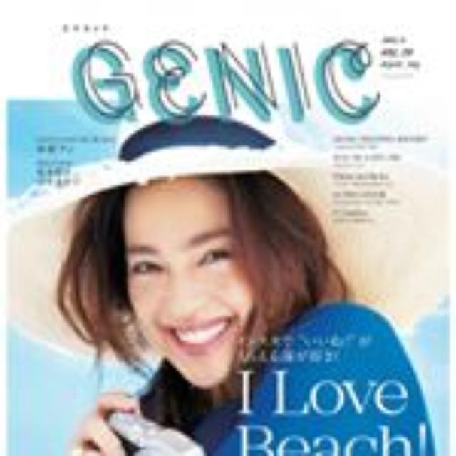 画像: ︎GENIC magazine (@genic_mag) • Instagram photos and videos