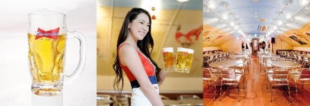 画像1: 8月11日(祝日) ビアホール「ビアカーニバル新橋店」限定!