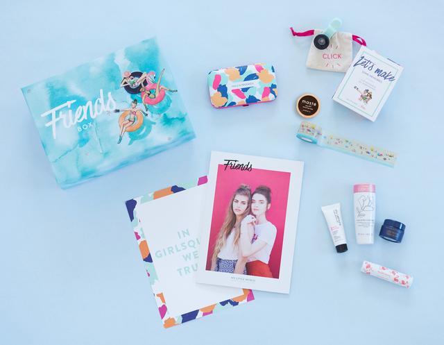 画像2: 今年の夏はロマンスよりも友情?!8月は「My Little Friends Box」をお届け