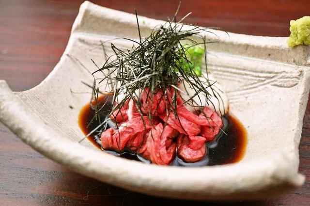 画像: 肉そうめん 780円