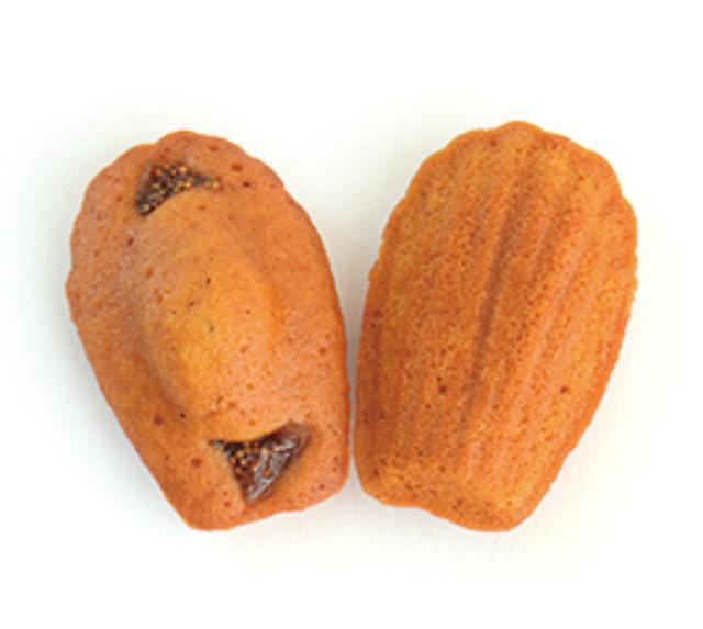 画像: 2) キャラメルフィグ Caramel Fig 235円(税込) こっくりとしたコクのあるキャラメル風味の生地に、ドライイチジクをトッピングした秋の味。
