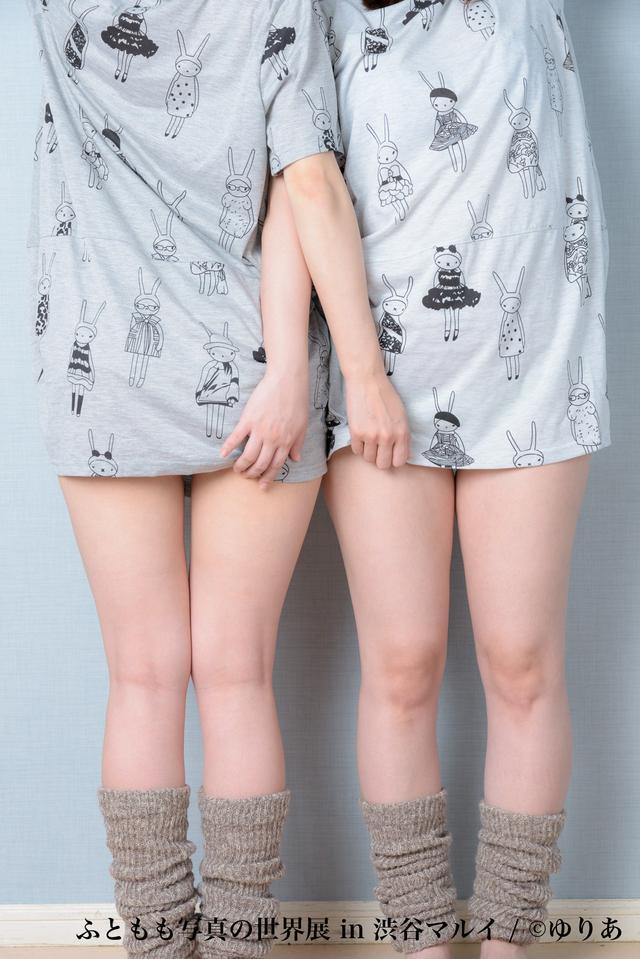 画像6: 「おしりとひかがみ展」9月2日~25日@浅草橋 「ふともも写真の世界展」巡回展9月3日~19日@渋谷