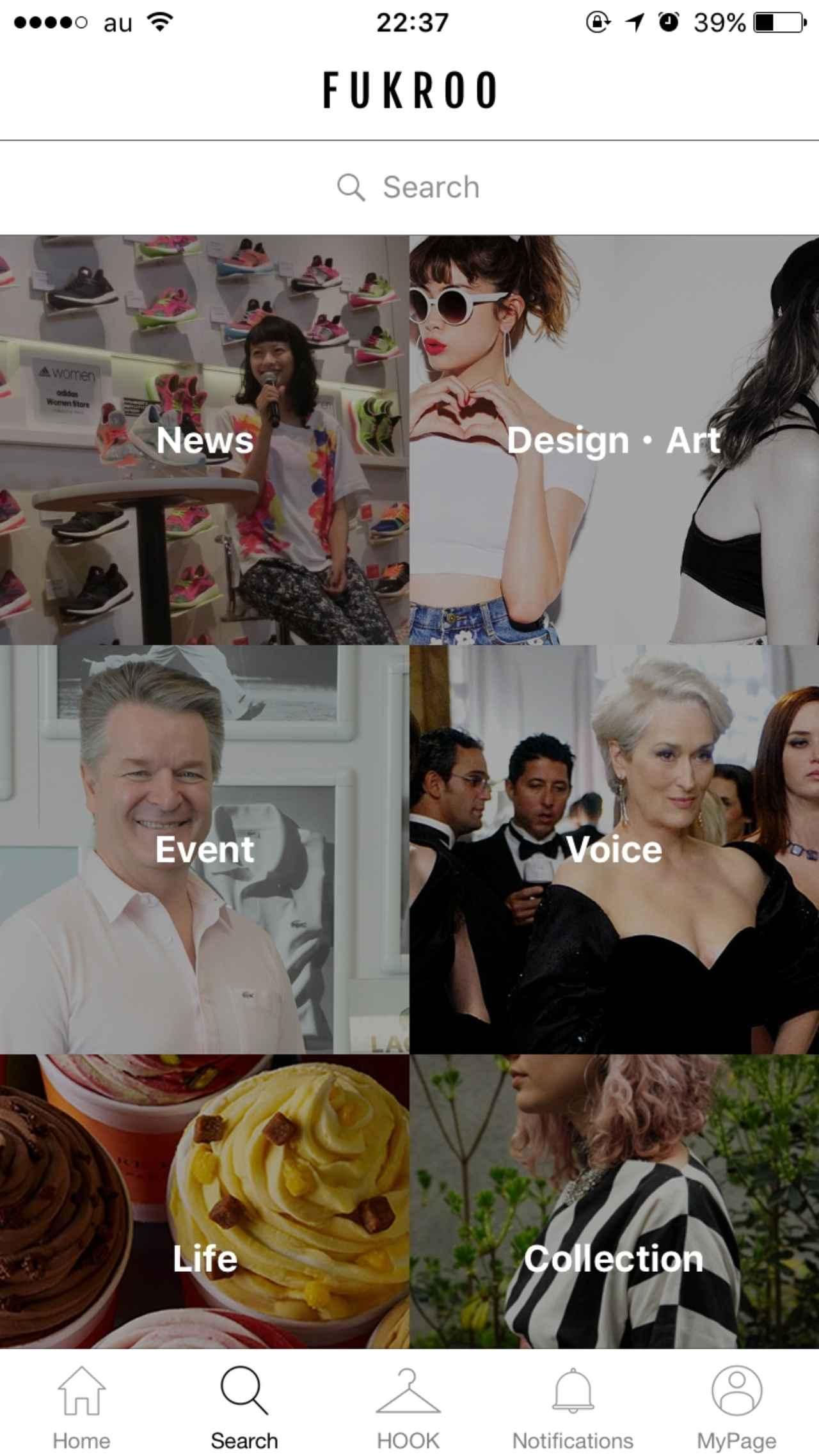 画像3: 全く新しいファッションメディアアプリ「FUKROO(フクロー)」サービス開始!