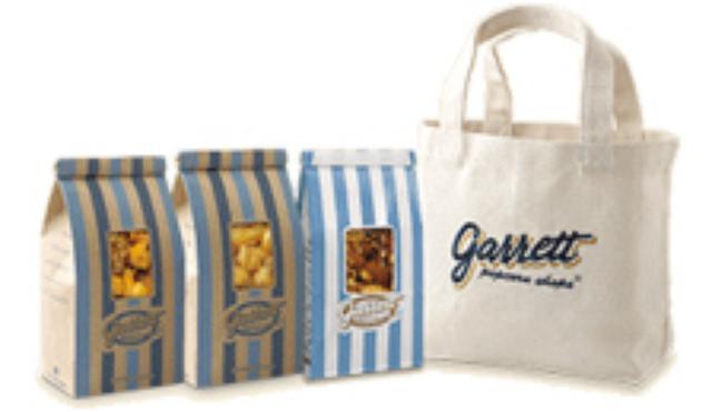 画像: ギャレット ポップコーン ショップス Garrett Popcorn Shops