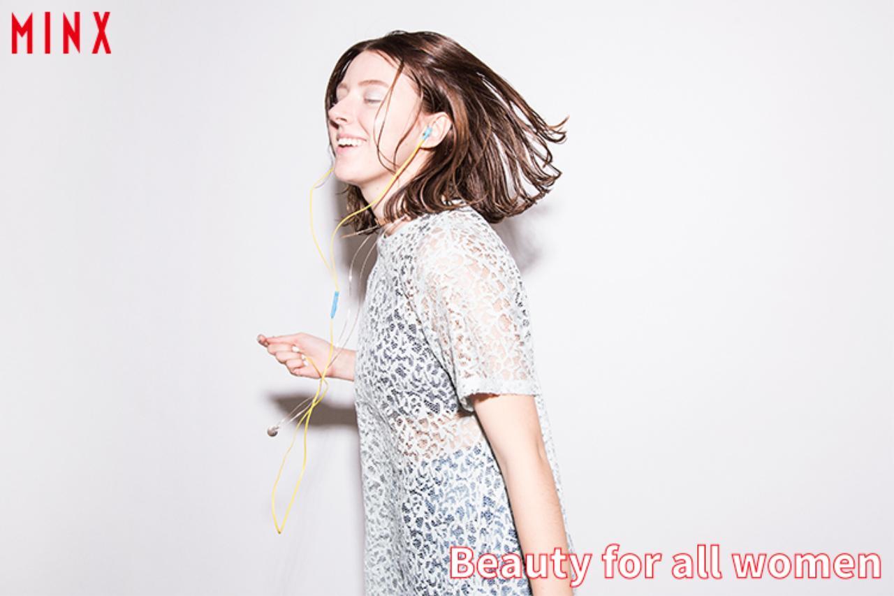 画像3: グローバル展開が進むMINX、A/Wヘアコレクション発表