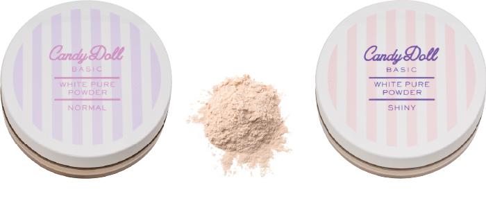 画像: 光拡散効果で毛穴・テカリをしっかりカバーし、しっとり微粒子パウダーがベールをまとったような透け感のあるお肌に導きます。美容成分を配合し、お肌に優しい処方となっており、しっとり保湿しながら1日中お肌をケアします。肌色を選ばないパウダー色で厚塗り感のないつるんとなめらかな肌に。パールあり・パールなしの2タイプからお選びいただけます。 <ノーマル> パールなし・SPF20 (旧マシュマロ) <シャイニー> パールあり・SPF17 (旧クリスタル)