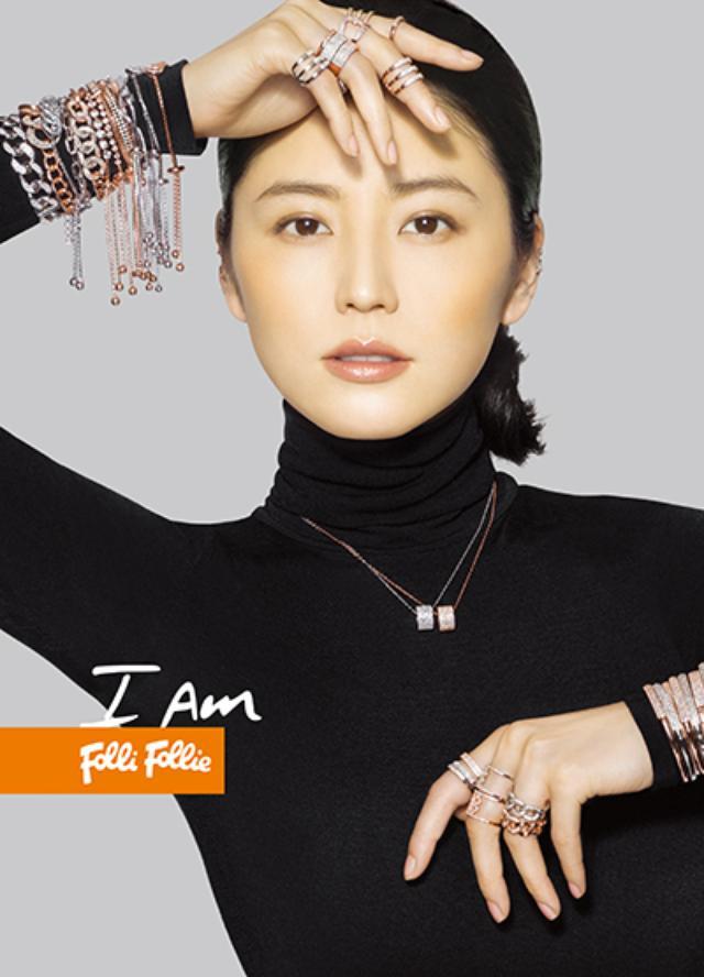 """画像4: フォリフォリ2016AWグローバルキャンペーン """"I am Folli Follie"""""""