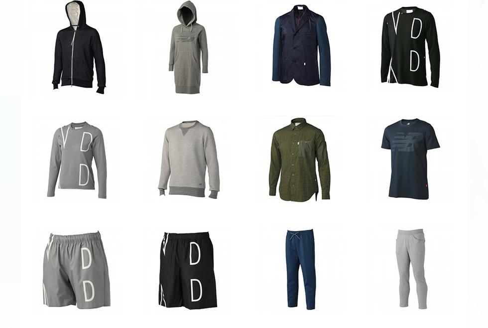 画像: NB9 new balance apparel popup shote | shop new balance|ニューバランス公式ショップ