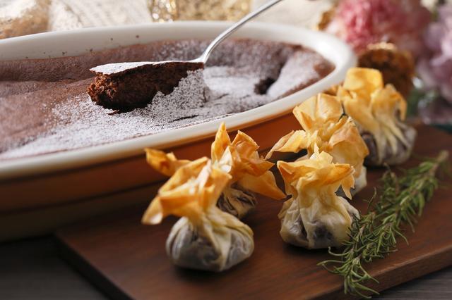 画像7: ショコラ×ハーブ・オイルの香り高い本格デザート