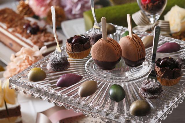 画像5: ショコラ×ハーブ・オイルの香り高い本格デザート