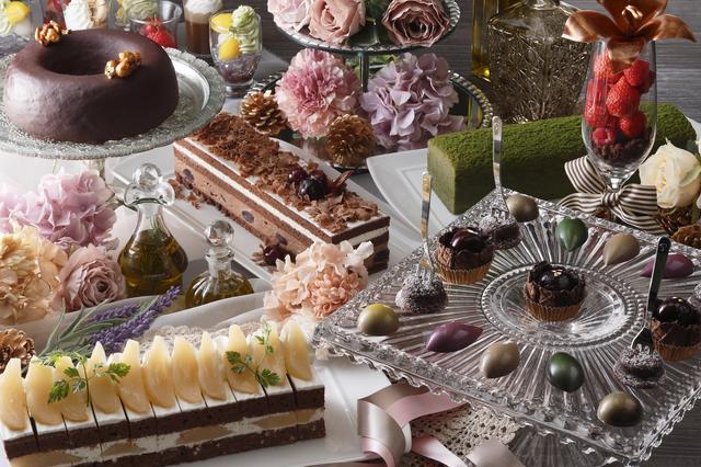 画像1: ショコラ×ハーブ・オイルの香り高い本格デザート