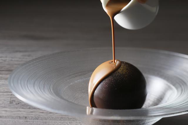 画像2: ショコラ×ハーブ・オイルの香り高い本格デザート