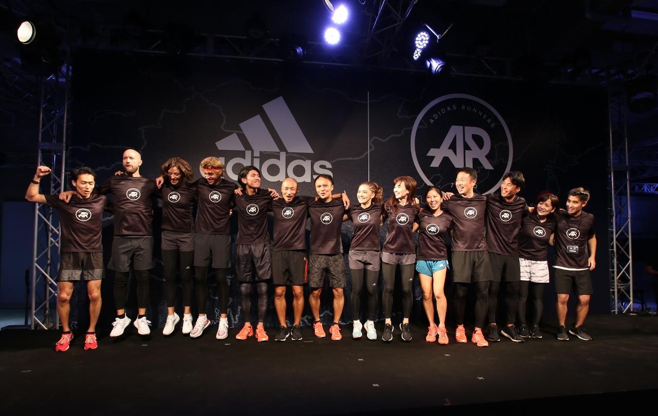 画像2: 日本初上陸のランニングコミュニティ「adidas Runners of Tokyo」がついに活動開始!