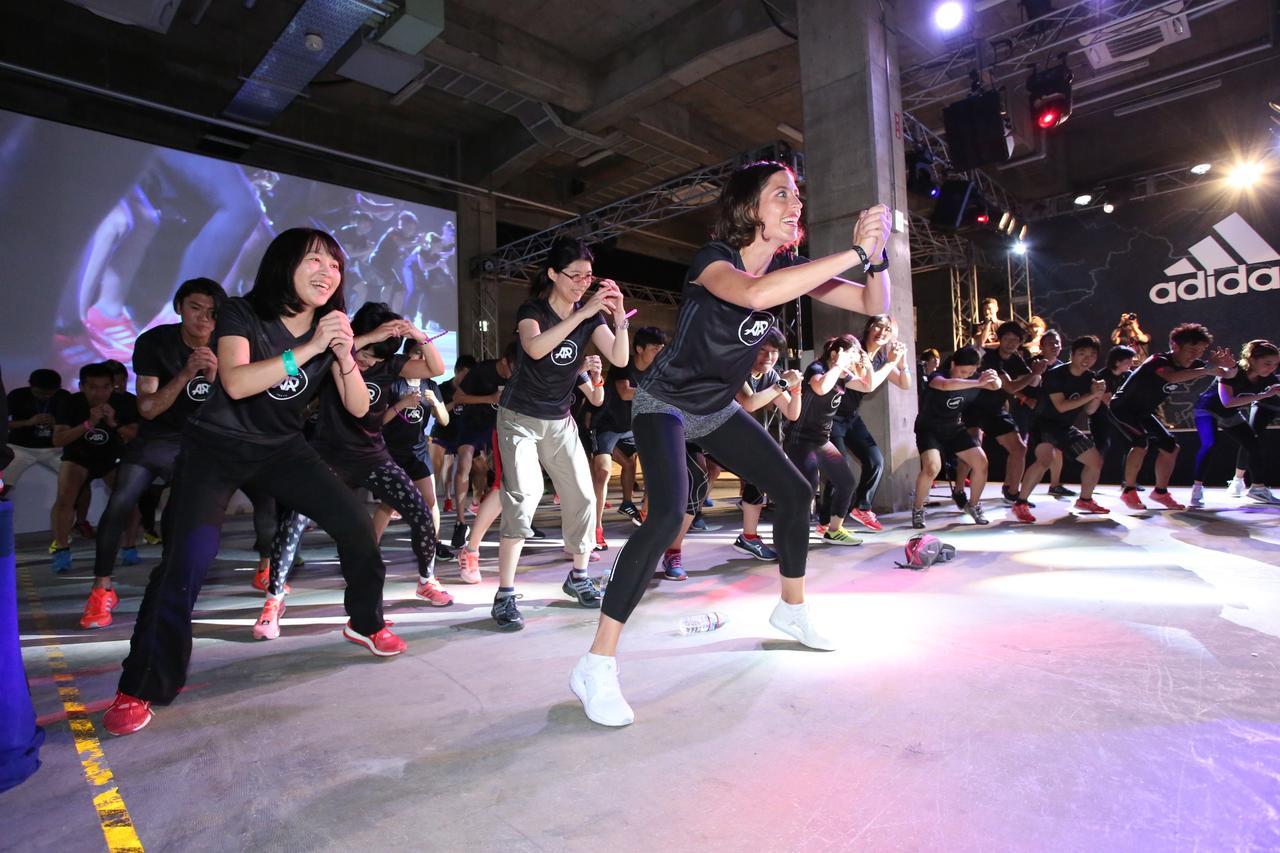 画像3: 日本初上陸のランニングコミュニティ「adidas Runners of Tokyo」がついに活動開始!