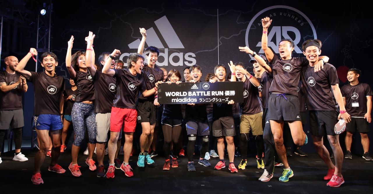 画像6: 日本初上陸のランニングコミュニティ「adidas Runners of Tokyo」がついに活動開始!