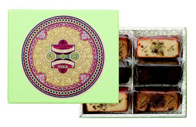 画像3: デメルの個性豊かな新作ケーキ3種の詰合せ 『ヴィーナークーヘン』