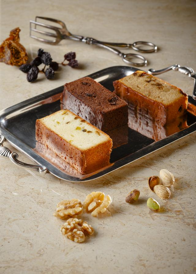 画像1: デメルの個性豊かな新作ケーキ3種の詰合せ 『ヴィーナークーヘン』