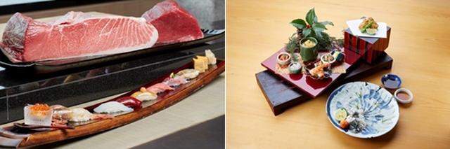 画像: ザ・リッツ・カールトン東京 レストランホリデーメニュー