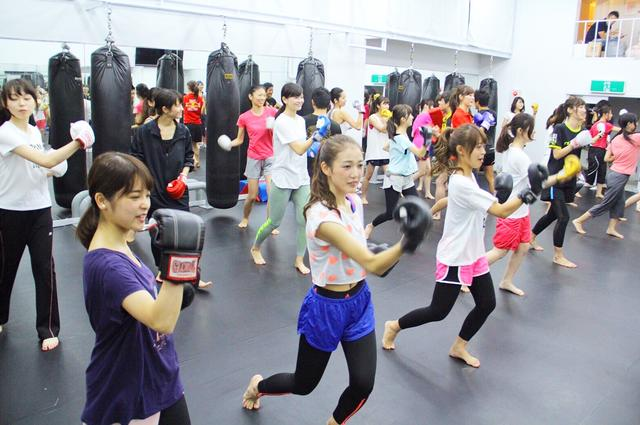 画像2: Tokyo Girls Kickboxing Club × Miss Contest 2016
