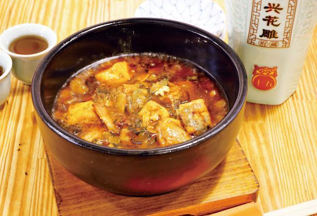 画像: 石焼牛肉麻婆豆腐 1,026円(税込)