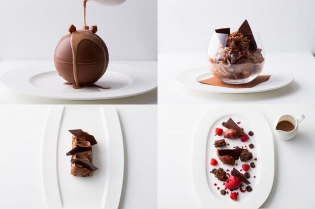 画像1: パティスリー界のピカソ、ピエール・エルメのショコラデザートを心ゆくまで!