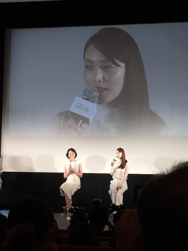 画像: 蛯原友里さん、賀来千香子さんが登場!