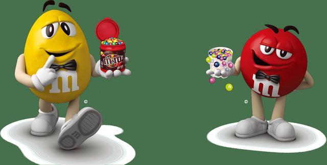 画像: M&M'S の初上陸カラーを楽しもう!