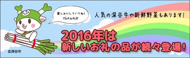 画像: | 埼玉県深谷市[ふかやし]のふるさと納税で選べるお礼の品・使い道