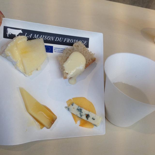 画像3: 【取材レポ】ヨーロッパ産チーズの魅力を体感!予約不要の「LA MAISON DU FROMAGE」に行ってきた!