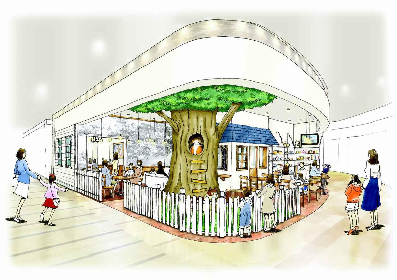 画像8: アニメ「世界名作劇場」シリーズのカフェ&レストランがOPEN!