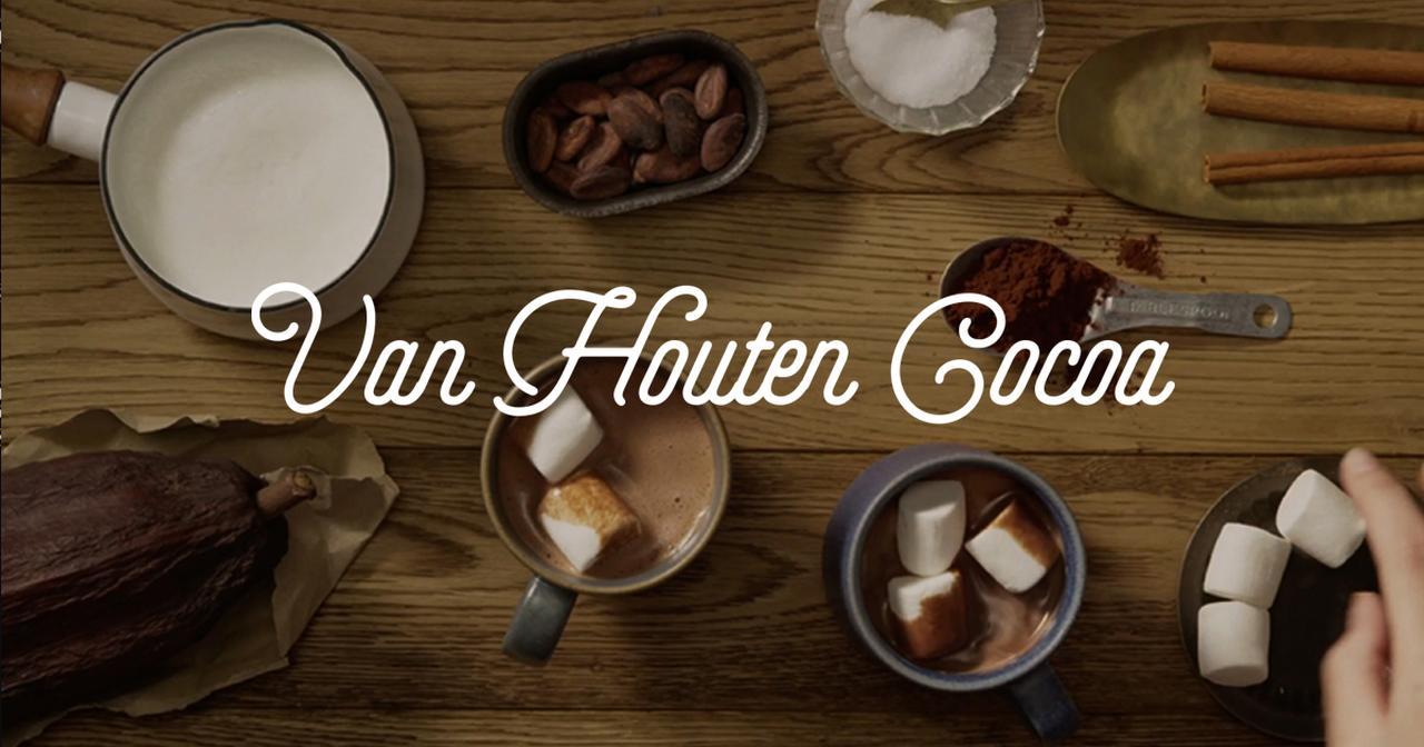 画像: VAN HOUTEN COCOA -Special Site-
