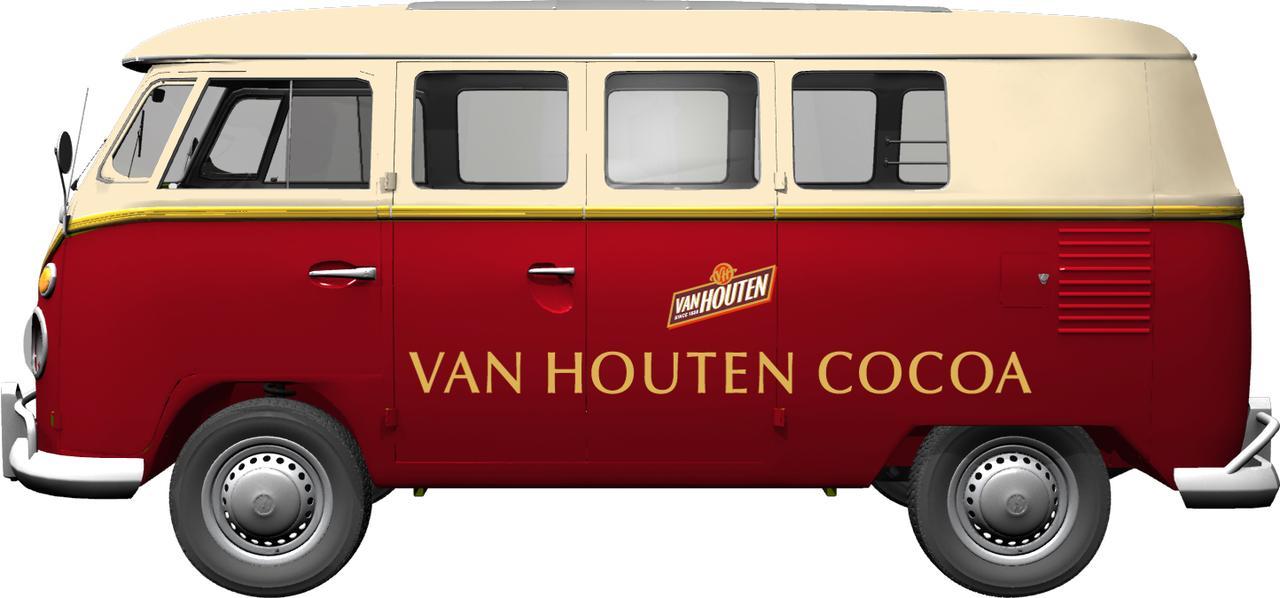 画像1: バンホーテン オリジナル キッチンカーがやってくる!